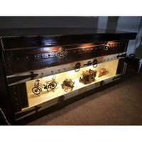 Antique Buffet Counter