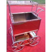 Catering Water Serving Trolley