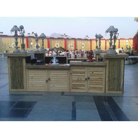 Beverages Catering Counter