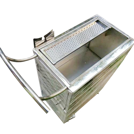 Water Serving Trolley