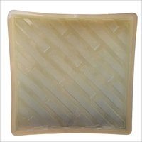 Double Design Checkered Tile Moulds