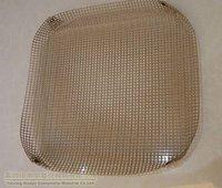 PTFE Solid Oven Basket