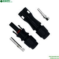 PV4.0 1500V MC4 Solar Cable connector