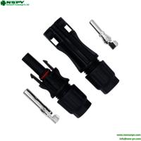 TUV IP68 PV4.0 MC4 Solar Cable connector 1500VDC 4/6sqmm