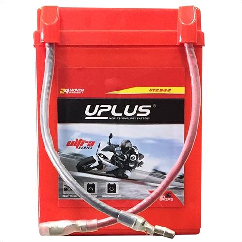 2.5ah SMF Motorcycle Battery