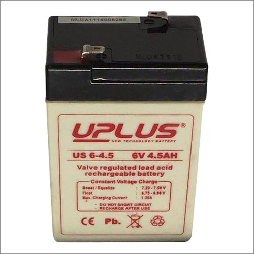 6v 4.5ah Ups Battery