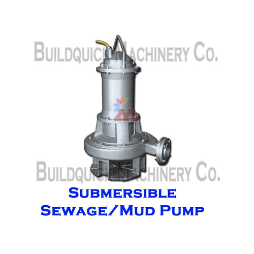 Submersible Sewage Mud Pump (MP GS HD)