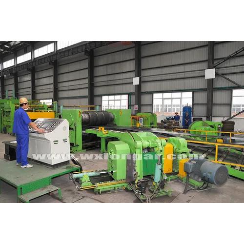 HR Heavy Steel Slitting Line