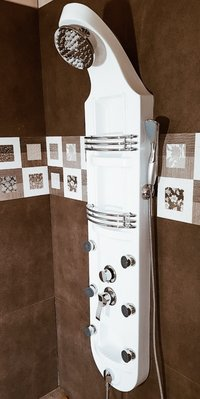 Glass Shower Panel Design