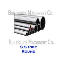 SS Round Pipe