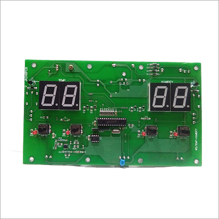 HUMIDITY & TEMPERATURE SENSING CARD