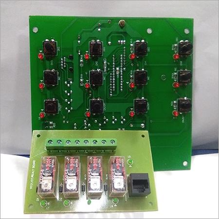 Light Control & Relay Card