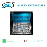 Assure Enterprise orthopedic Instrument Kit