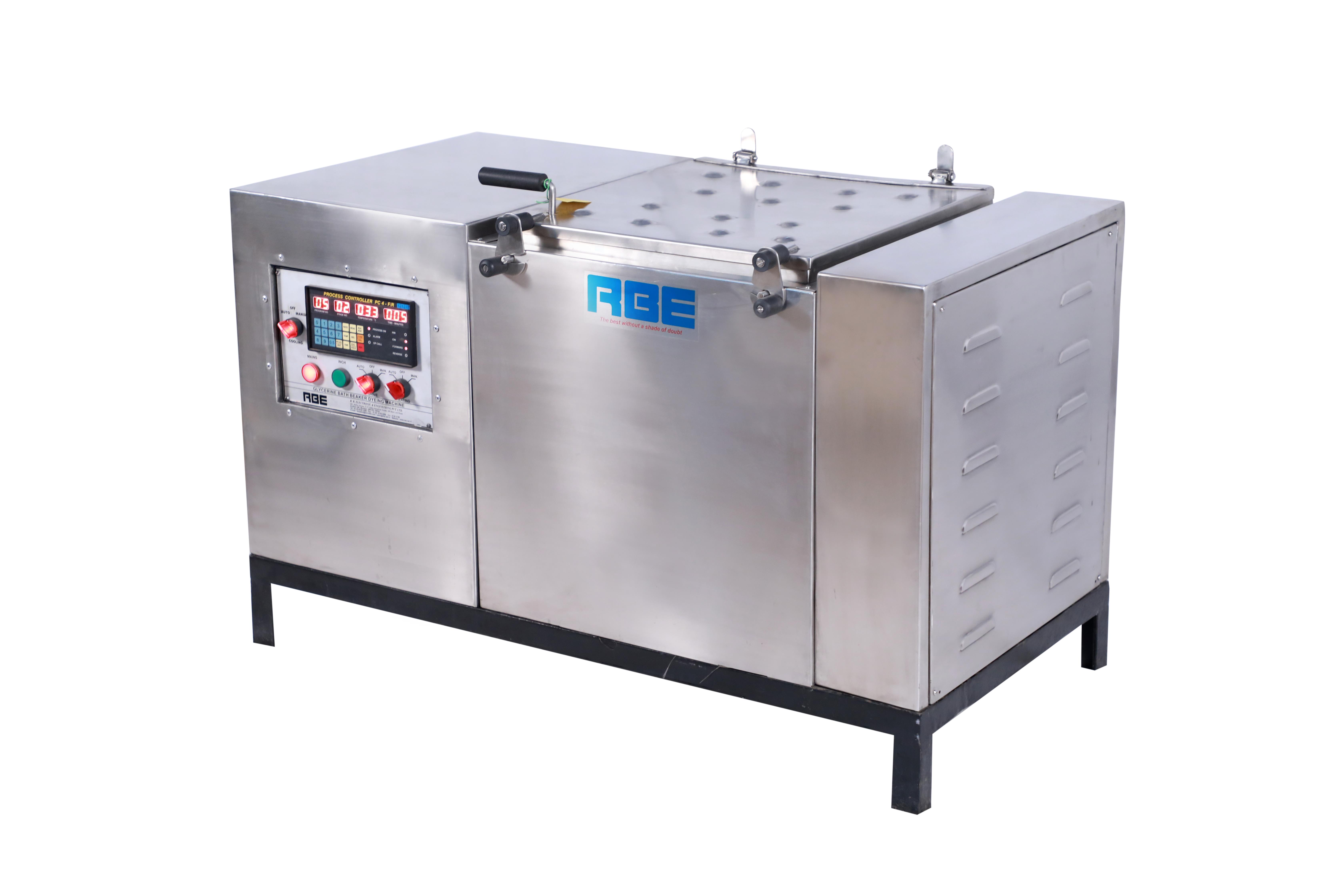 HTHP Glycerine Bath Beaker Dyeing Machine - GBBD