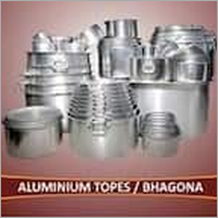 Aluminium Topes