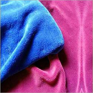 Plain Coral Fleece Fabric