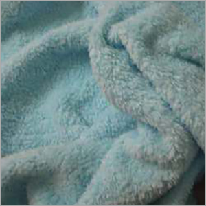 High Pile Coral Fleece Fabric