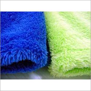 Coral Fleece Knitted Fabric