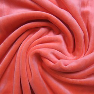 Juicy Coral Fabric