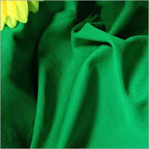 Green Dry Fit Fabric