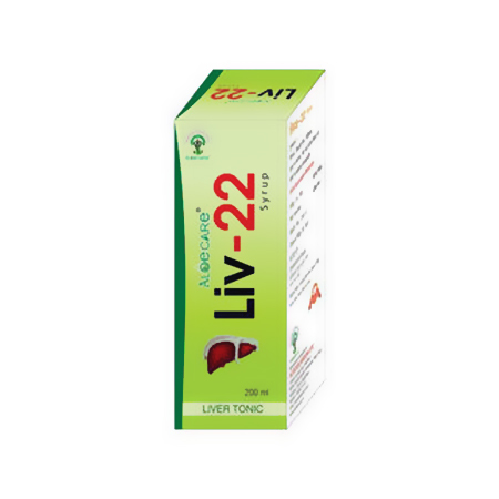 Liv 22 Herbal Liver Tonic