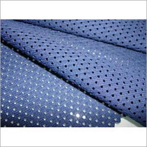 Mesh knit fabric