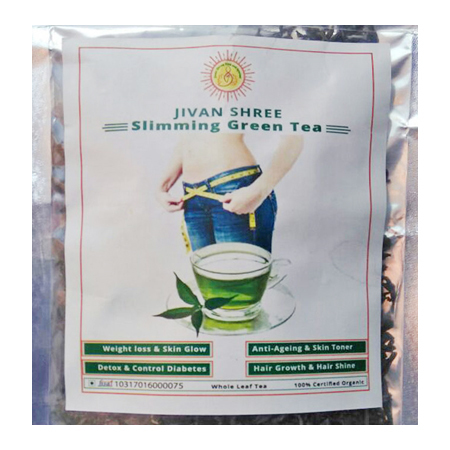 Jivan Shree Slimming Green Tea