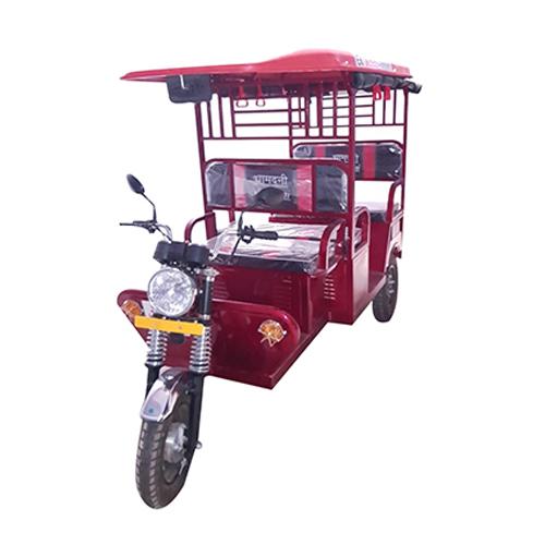 Red E Rickshaw