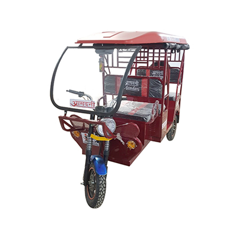 Passenger Electric Rickshaw