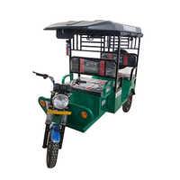 Green E Rickshaw