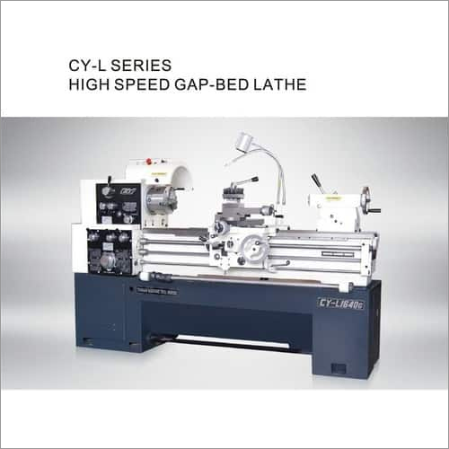 High Speed Gap Bed Lathe