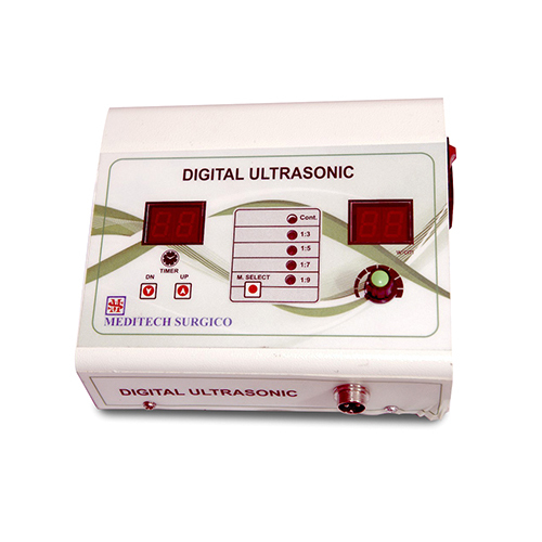 Ultrasound Therapy Unit (1MHz)