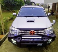 Off Road Toyota front Bumpers