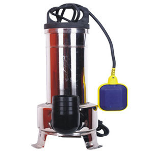 Single Vane Sewage Pump