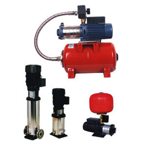 Stainless Steel Multistage Booster Pump
