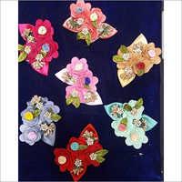 Fancy Fabric Flower