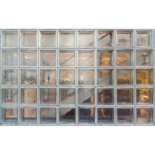 Wall Glass Block