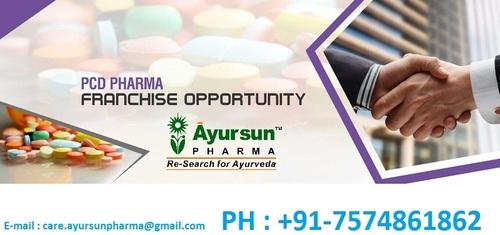 Ayurvedic Franchise PCD pharma