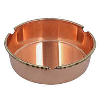 Cigarette Brass Ashtray