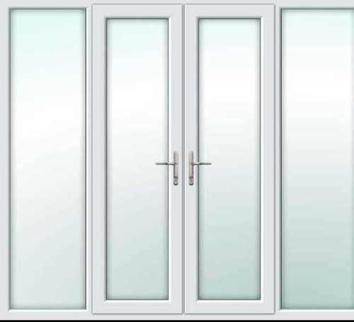 Double UPVC Door