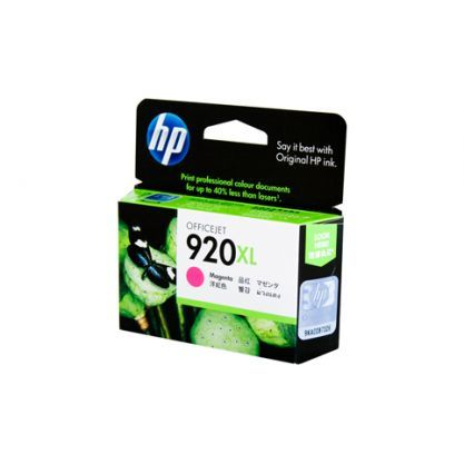 HP 920XL MAJENTA  INK CARTRIDGE (CD973M)