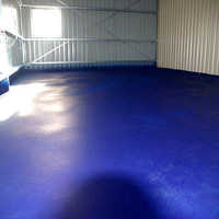 Polyurethane Floor Painting Work