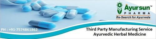 Franchise Herbal Pharma Medicine