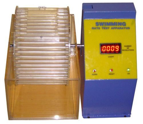 Swimming Test Apparatus