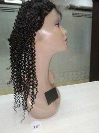temple hair kinky curly