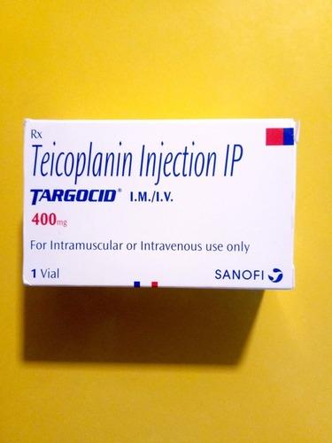 TARGOCID I.M/I.V 400 mg