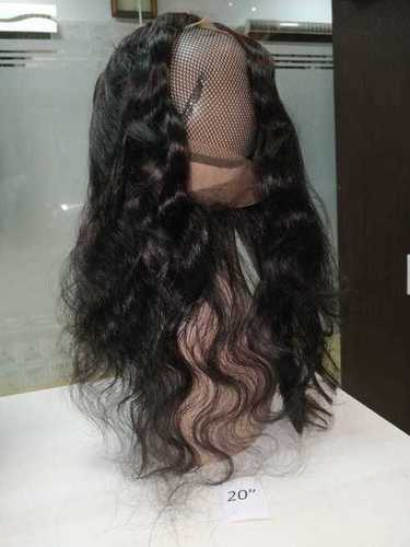 Temple Hair Natural Wavy