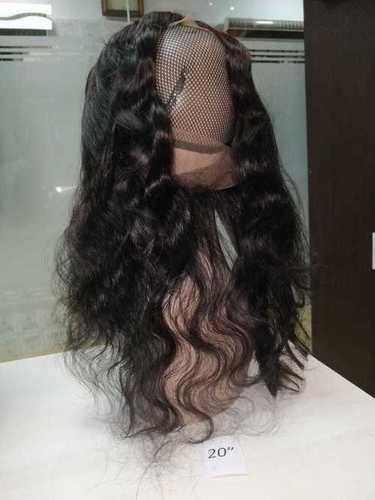 Temple Hair Natural Wavy