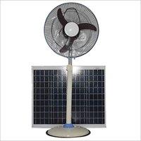Solar Pedestal Fan