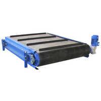 Cleated Belt Conveyor System